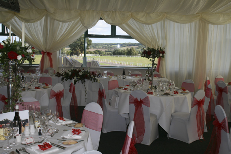 Weddings At Taunton Racecourse Taunton Racecourse